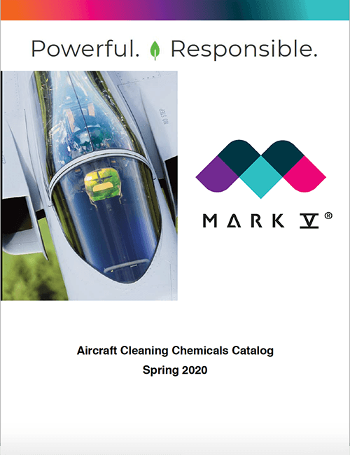 Aircraft Cleaning Chemicals Catalog Spring 2020