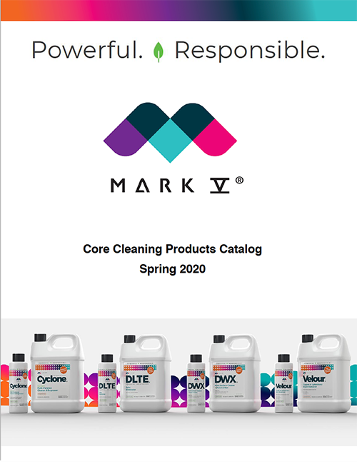 Core Cleaning Products Catalog Spring 2020